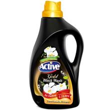 Active Black Wash Washing Liquid 2500ml
