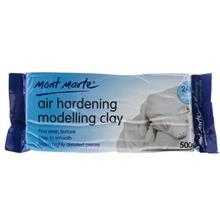 خمير مجسمه سازي مونت مارته مدل Air Hardening