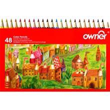 مداد رنگی 48 رنگ اونر مدل 141748