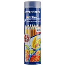 مداد رنگی 24 رنگ استدلر مدل نوریس کلاب کد 144NMD
