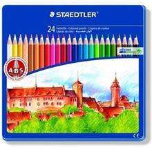 مداد رنگي 24 رنگ استدلر