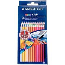 مداد آبرنگي 24 رنگ استدلر مدل 144 10ND24