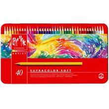 مداد آبرنگي 40 رنگ کارن داش سري آرتيست کد 3888340