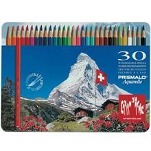 مداد آبرنگي 30 رنگ کارن داش سري پريس مالو آکوآرله کد 999330