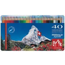 مداد آبرنگي 40 رنگ کارن داش سري پريس مالو آکوآرله کد 999340