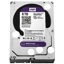 Western Digital Purple Surveillance Edition WD80PUZX Internal Hard Drive - 8TB