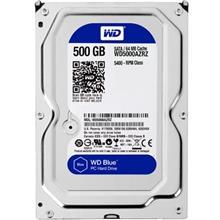 Western Digital Blue WD5000AZRZ Internal Hard Drive - 500GB