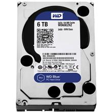 Western Digital Blue WD60EZRZ Internal Hard Drive - 6TB