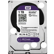 Western Digital Purple WD10PURX Internal Hard Drive - 1TB