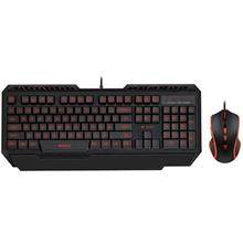 Rapoo V100 Gaming Keyboard and Mouse