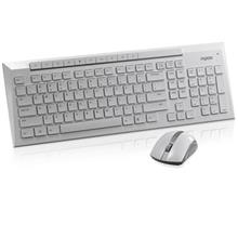 Rapoo 8200P Wireless Keyboard and Optical Mouse