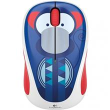 Logitech Play Collection M238 Marc Monkey Wireless Mouse