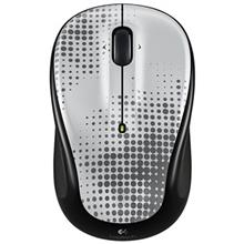 Logitech M325 Perfectly Pewter Wireless Optical Mouse