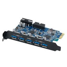 Orico 5Port USB 3.0 PCI Express Card PVU3-5O2I