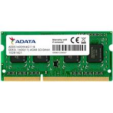 Adata Premier DDR3L 1600MHz CL11 Single Channel Laptop RAM - 4GB