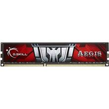 G.SKILL AEGIS DDR3 1600MHz CL11 Single Channel Desktop RAM - 4GB