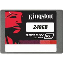 Kingston KC300 SSD Drive - 240GB