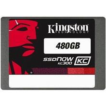 Kingston KC300 SSD Drive - 480GB