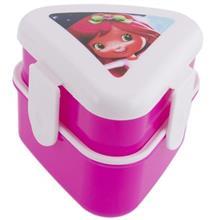 ظرف غذای کودک مدل توت فرنگی