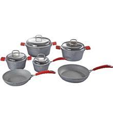 Berlinger Haus BH-100 Cookware Set 10 Pieces