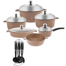 PSD 53219 Cookware Set 19 Pieces