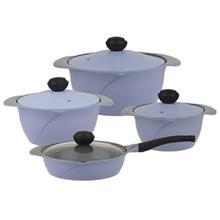 Solingen M4 With Diacasting Lid Cookware Set 10 Pieces