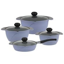 Solingen M4 With Glass Lid Cookware Set 10 Pieces