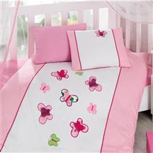 Cotton Box Kelebek 1 Person 4 Pieces Child Bedsheet Set