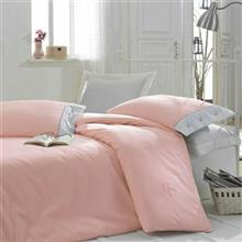 Cotton Box Plain Pembe 2 Persons 6 Pieces Sleep Set