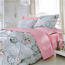 Cotton Box Ranforce Rose And Lace Sleep Set