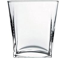 Pasabahce Carre 41280 Glass Pack of 6