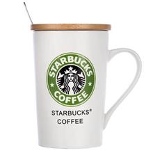 Starbucks Wood Cover Mug 400ml