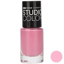 لاک ناخن دي ام جي ام سري Studio Color مدل French Magic شماره E12