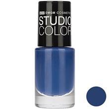 لاک ناخن دي ام جي ام سري Studio Color مدل French Magic شماره E23