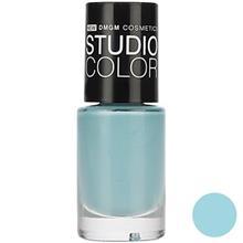 لاک ناخن دی ام جی ام سری Studio Color مدل Iguacu شماره E27