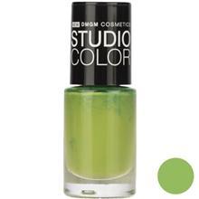لاک ناخن دی ام جی ام سری Studio Color مدل Bay Central شماره E31