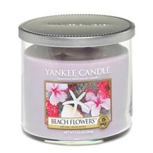 Yankee Candle Glass Small Beach Candle
