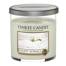 Yankee Candle Fluffy Towels Small Glass Candle