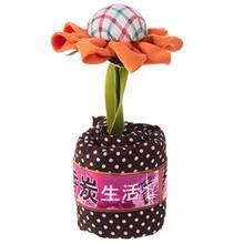 خوشبو کننده پارچه ای طرح گل خالدار کد PRS-115