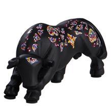 مجسمه نادال مدل Bull Black Small