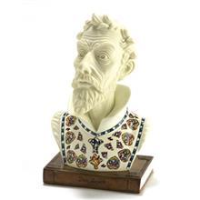 مجسمه نادال مدل Quixote On Book White