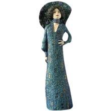 مجسمه پاراستون مدل Emilie Floge کد KL25 سري Klimt
