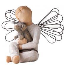 مجسمه ويلو تري مدل فرشته آسايش