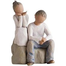 Willow Tree Brother And Sister 27352 Statue