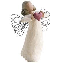مجسمه ويلو تري مدل همراه با عشق