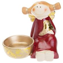 Angel Tealight Candlestick SF10010