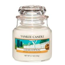 Yankee Candle Clean Cotton Small Candle