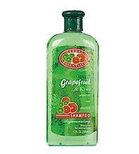 Delon  grape & kiwi herbal shampoo