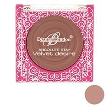سايه چشم دايانا آف لاندن سري Velvet Desire مدل Chocolate شماره 07