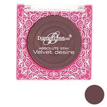 سايه چشم دايانا آف لاندن سري Velvet Desire مدل Wine and Roses شماره 10